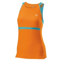 Wilson Up A Set - Womens Tennis Tank Top