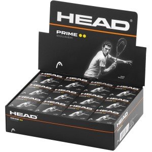 Head Prime Squash Ball - Box Of 12