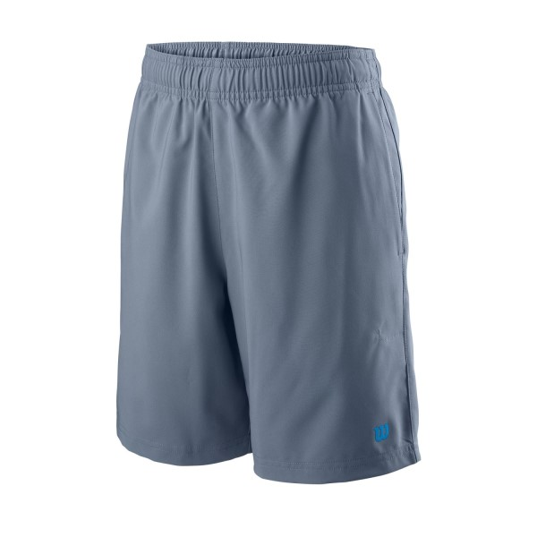 Wilson Team 7 Inch Kids Boys Tennis Shorts - Flint