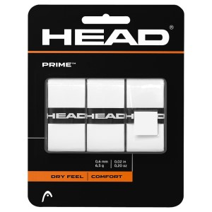 Head Tennis Prime Overgrip - 3 Pack