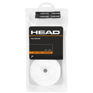 Head Tennis Prime Overgrip - 30 Pack