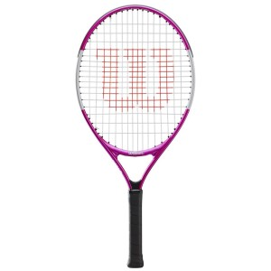 "Wilson Ultra Pink 23"" Junior Kids Tennis Racquet"