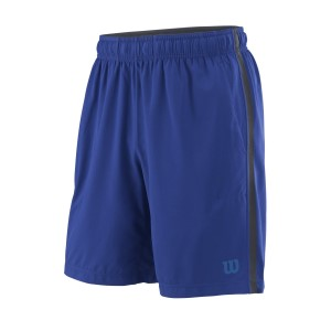 Wilson Urban Wolf 2 Woven 8 Inch Mens Tennis Shorts