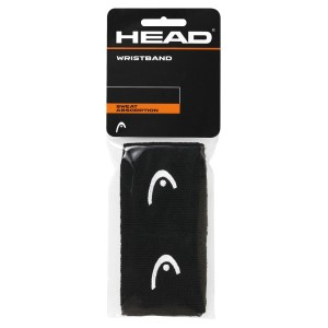 "Head Tennis Wristband 2.5"" - 2 Pack"