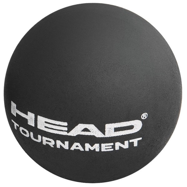 Head Tournament Squash Ball - Single Dot