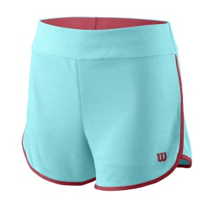 Wilson Core 3.5 Inch Kids Girls Tennis Shorts