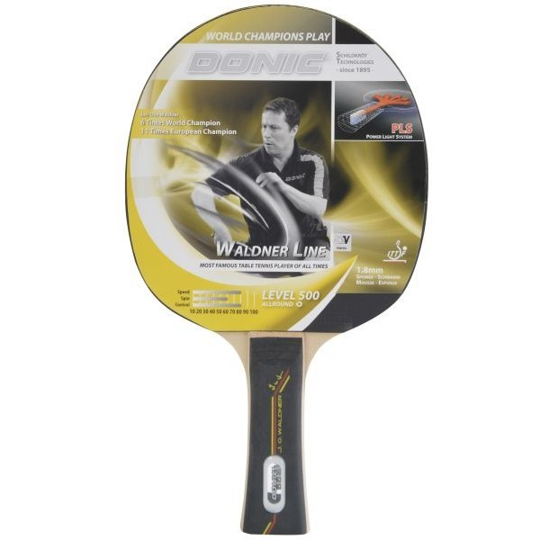 Donic Waldner 500 Table Tennis Bat