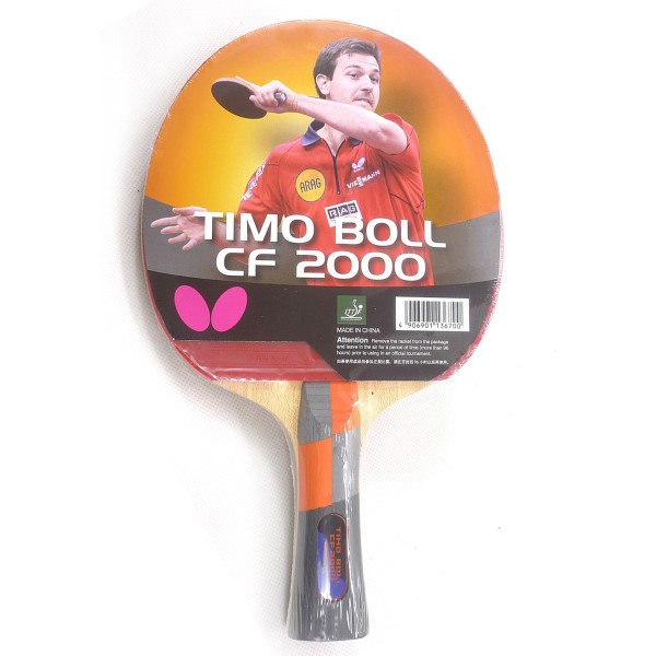 Butterfly Timo Boll CF 2000 Table Tennis Bat
