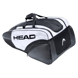 Head Djokovic 12R Monstercombi Tennis Racquet Bag 2021