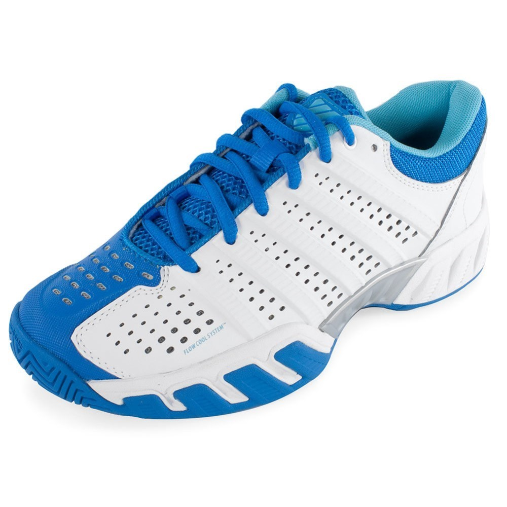buy popular 20816 664ac K-Swiss Bigshot Light 2.5 Womens Tennis Shoes