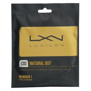 Luxilon Natural Gut 1.30 Tennis String