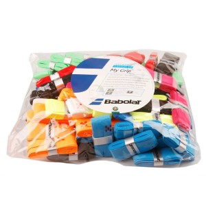 Babolat My Grip Overgrip Refill Bag - 70 Pack