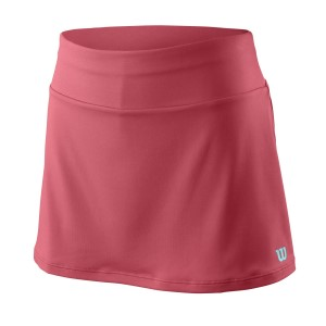 Wilson Core 11 Inch Kids Girls Tennis Skirt