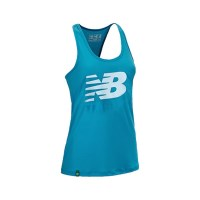 New Balance Big Brand Womens Tennis Tank Top