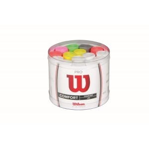 Wilson Pro Tennis Overgrip - 60 Grip Tub