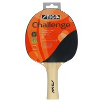 Stiga Challenge Table Tennis Bat