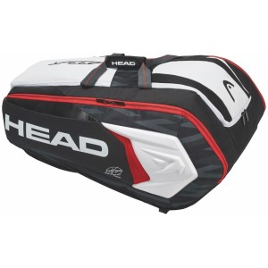 Head Djokovic 12R Monstercombi Tennis Racquet Bag