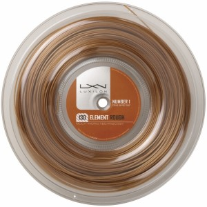 Luxilon Element Rough 1.30 200m Tennis String Reel