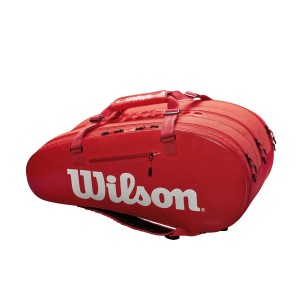 Wilson Super Tour 3 Tennis Racquet Bag