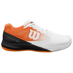 Wilson Rush Pro 3.0 CC Paris Edition Mens Tennis Shoes