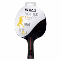 Stiga Fighter Table Tennis Bat