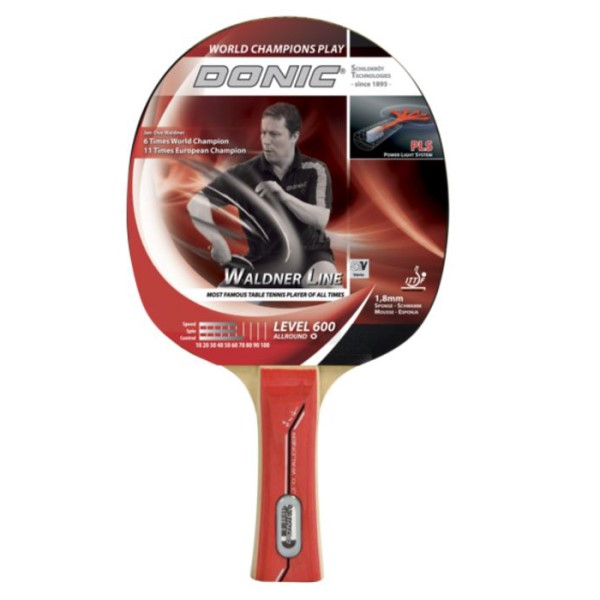 Donic Waldner 600 Table Tennis Bat