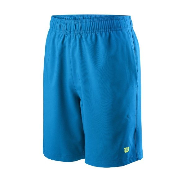 Wilson Team 7 Inch Kids Boys Tennis Shorts - Brilliant Blue