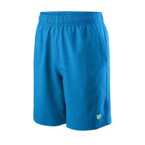 Wilson Team 7 Inch Kids Boys Tennis Shorts