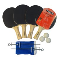 Stiga Challenge Table Tennis Set