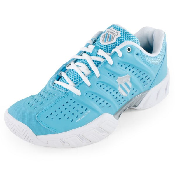k swiss bigshot light womens tennis shoes light blue