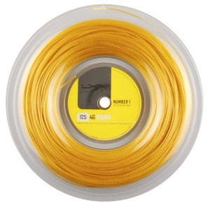 Luxilon 4G Rough 1.25 Tennis String Reel