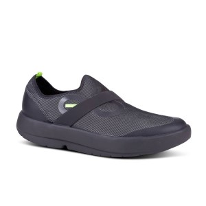 OOFOS OOmg Mens Low Casual Shoes