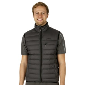 Head Light Insulation Mens Vest