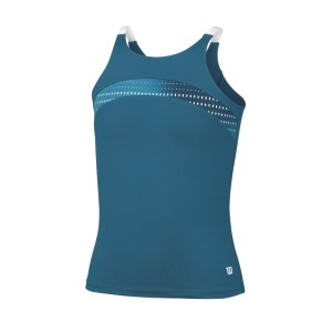 Wilson Colorflight Kids Girls Tennis Tank Top