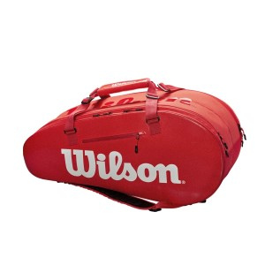 Wilson Super Tour 2 Tennis Racquet Bag